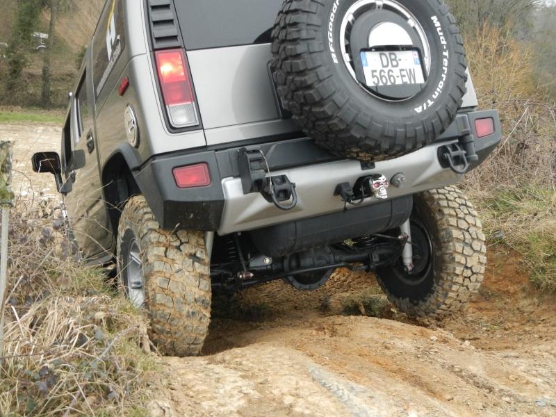 Grizou est arrivé ; Hummer H2 luxury greystone & sedona - Page 10 Dscn1713