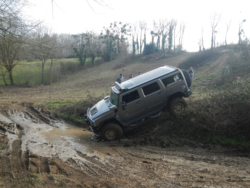 Grizou est arrivé ; Hummer H2 luxury greystone & sedona - Page 10 Dscn1811