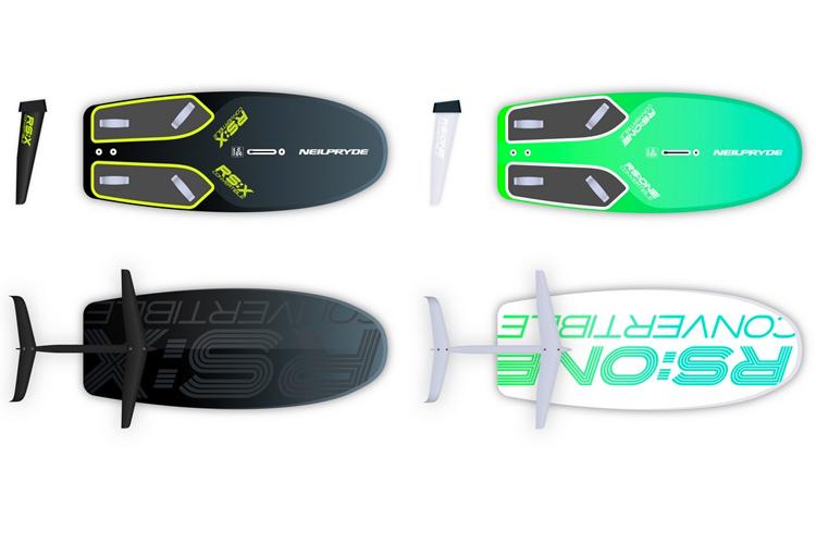 Kite ou planche aux JO : L'audacieuse proposition de Neil Pryde  Rsxcon12