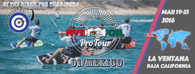 HFPT : Hydrofoil Pro Tour 2016 : LA VENTANA Ventan10