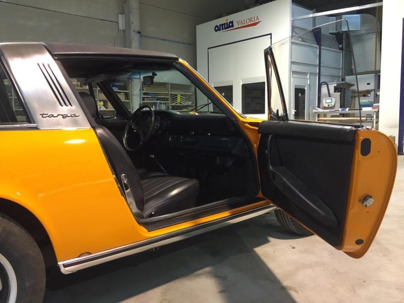Reconstruction Porsche Targa 1970 - Page 2 Img_2622