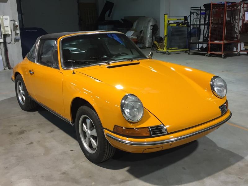 Reconstruction Porsche Targa 1970 - Page 2 Img_2624