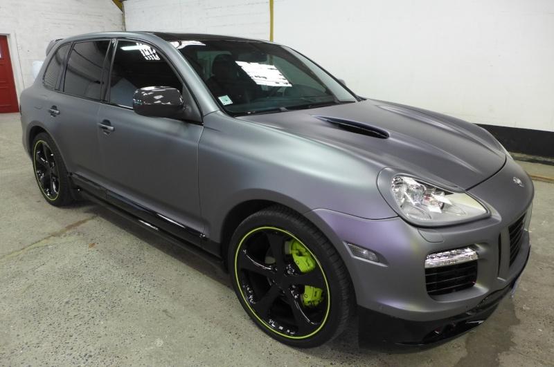 [Shooting] Porsche Cayenne Turbo Techart P1390510