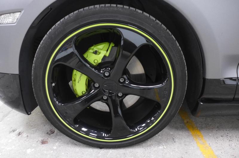 [Shooting] Porsche Cayenne Turbo Techart P1390610