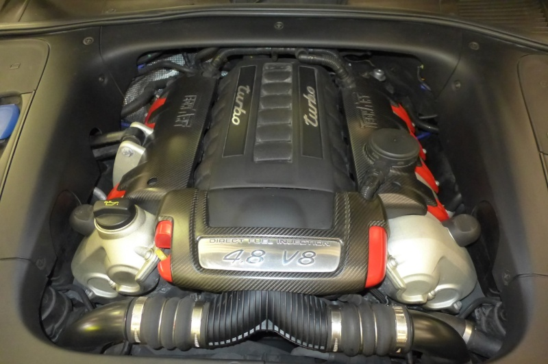 [Shooting] Porsche Cayenne Turbo Techart P1390616