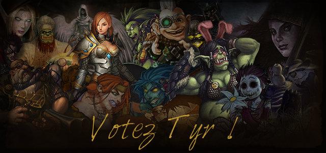 Votez pour Tyr !