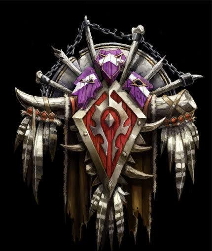 La garde Kor'kron. Horde-11