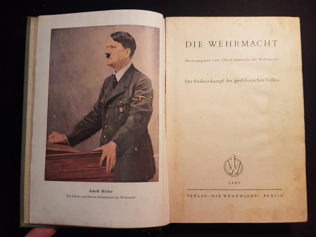 Divers livres allemand 20181019