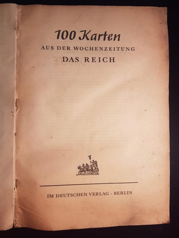 Divers livres allemand 20181024