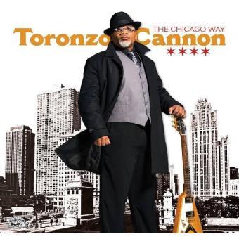 Toronzo CANNON -The CHICAGO WAY 1540-110