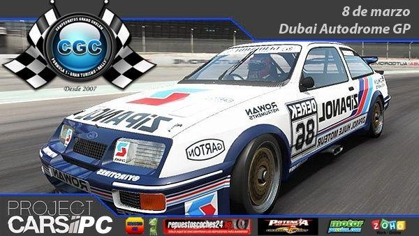 EVENTO 2. DUBAI AUTODROME GP. 8 DE MARZO Evento10