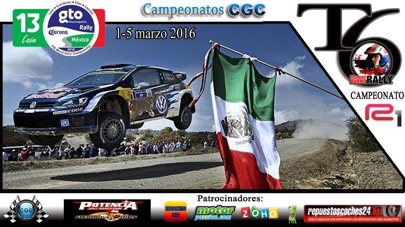 Roadbook rally México R1 Logo_r11