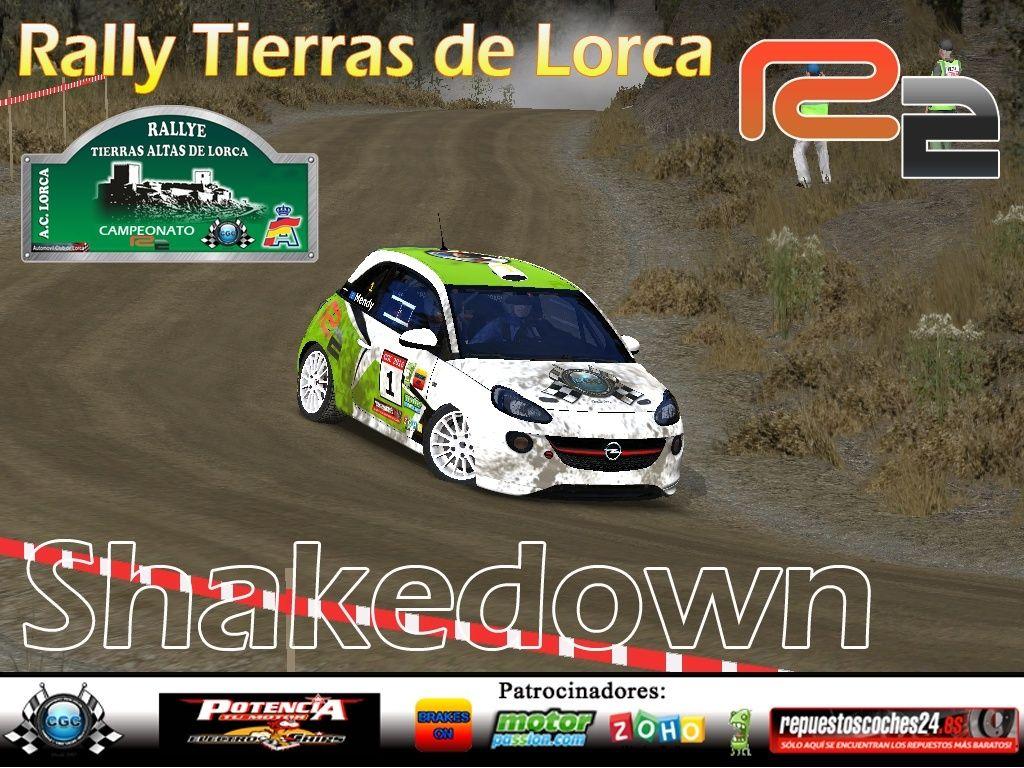Confirmación para el Shakedown Rally Tierras Altas de Lorca R2 2016 Logo_s12
