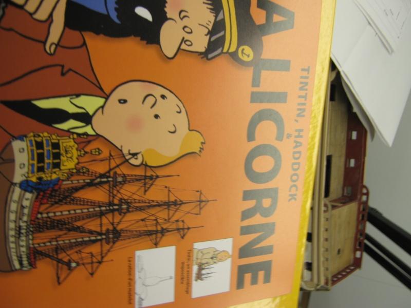 La Licorne de Hachette par fascicule Livret10