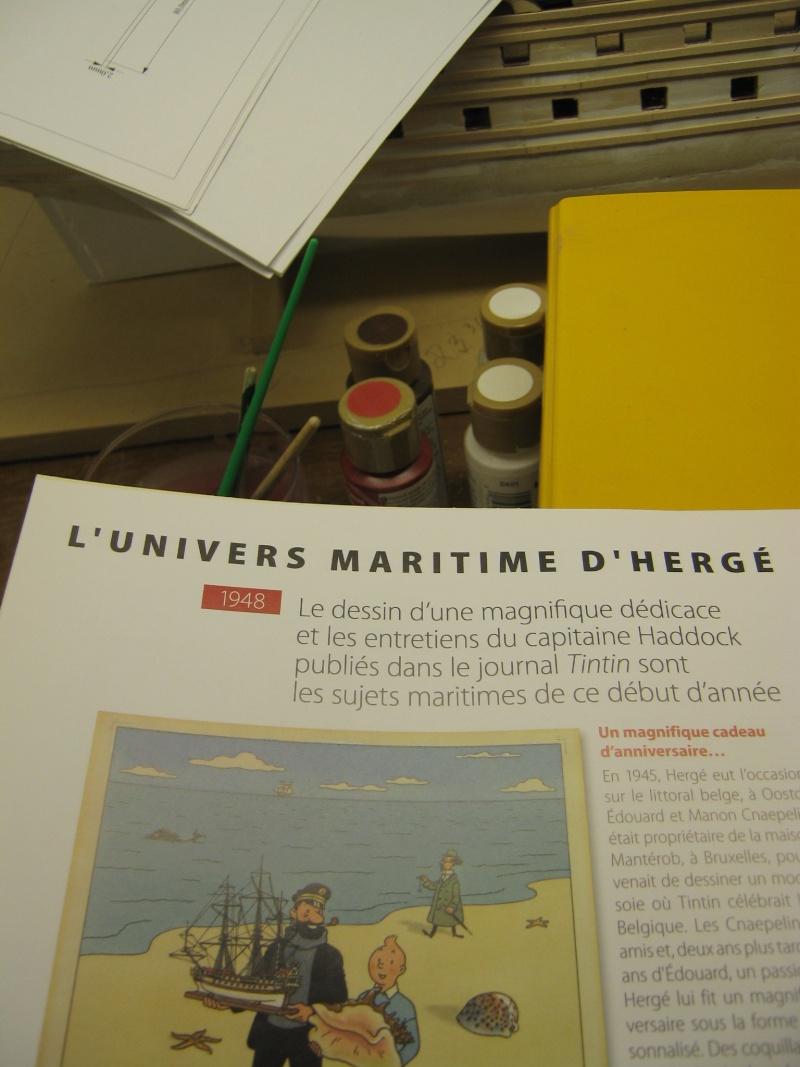 La Licorne de Hachette par fascicule Univer10