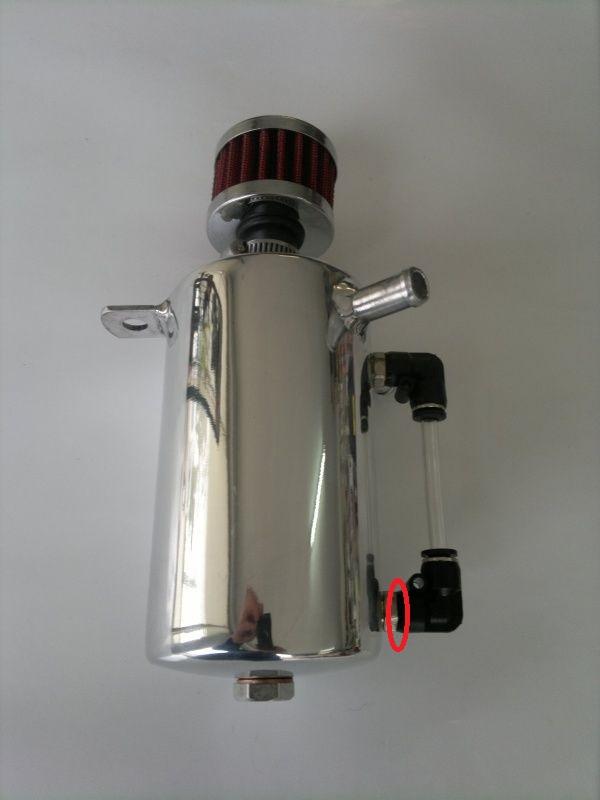 Montage d'un récupérateur d'huile sur 205 GTI 16022611