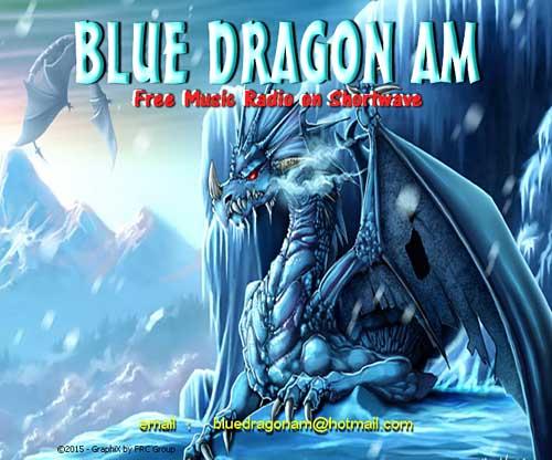 eQSL de Blue Dragon Radio Logo_b10