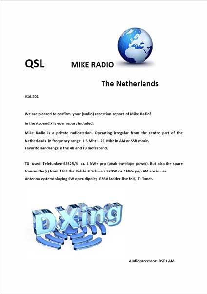 eQSL de MIKE RADIO Qsl_mi10