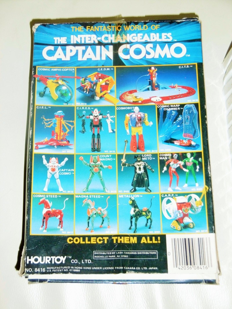 CAPTAIN COSMO - The fantastic world of the inter-changeables P1010413