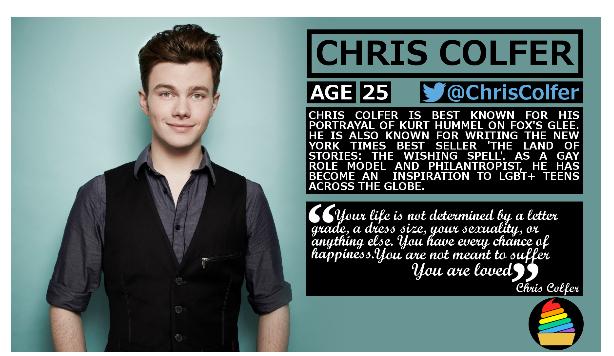 Chris Colfer Appreciation Thread!--part 9 - Page 10 30unde12