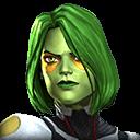 Portrait des champions Gamora10