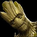 Portrait des champions Groot10