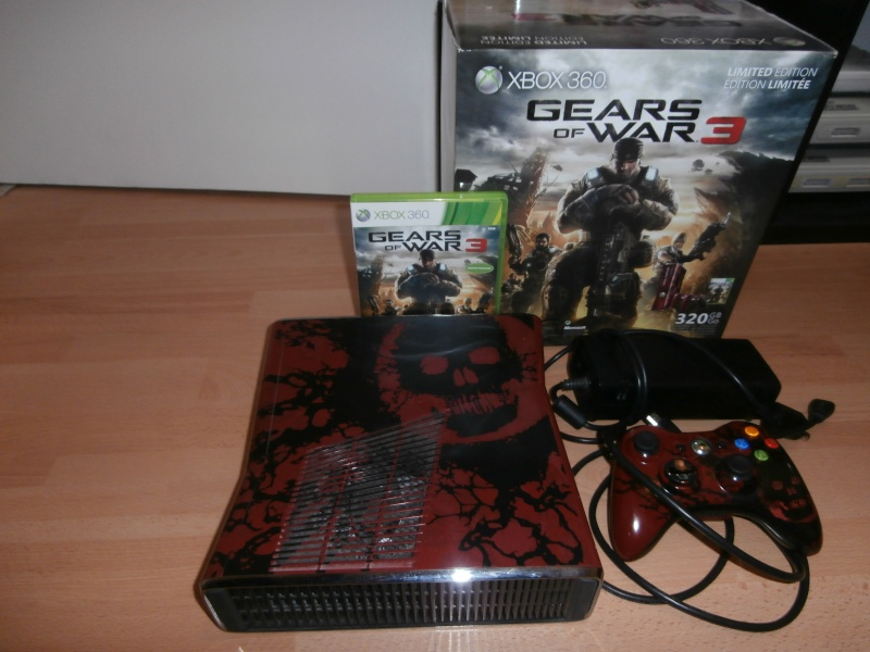 [VDS] XBOX 360 edition gears of wars 3 Pa080116