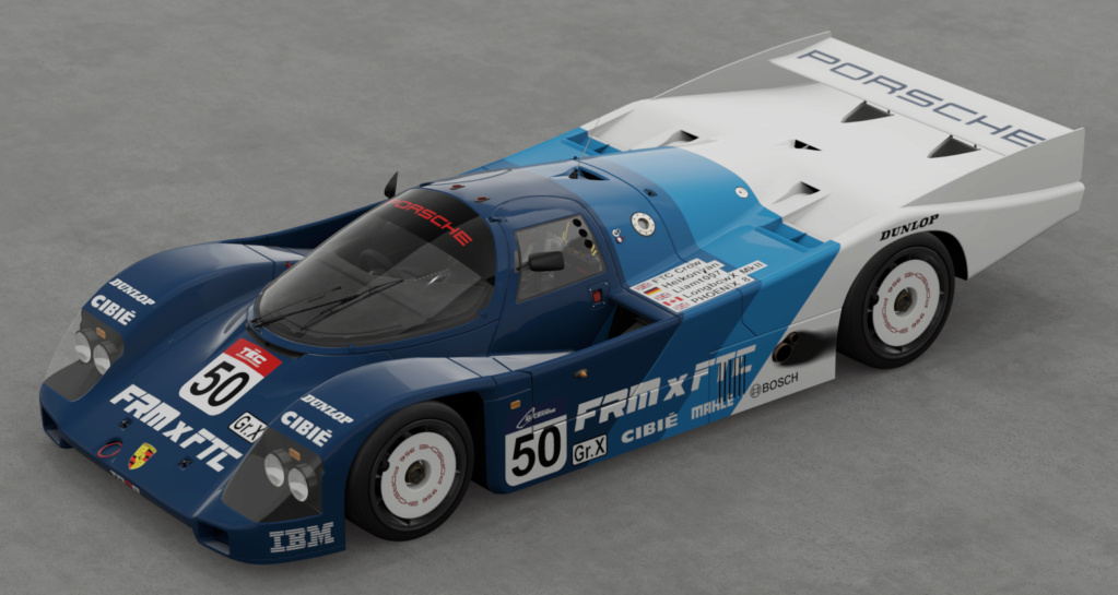 TEC R4 24 Heures du Mulsanne - Livery Inspection - Page 3 Screen16