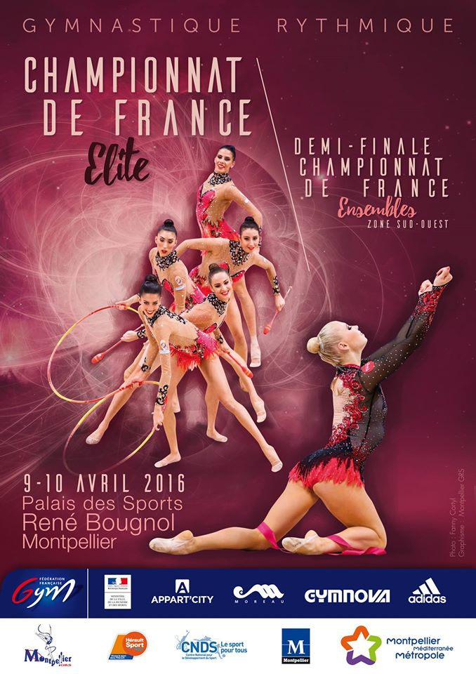 Championnat de France Elite 2016 10603810
