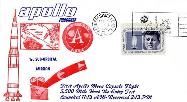 50ème anniversaire du premier vol d'une Saturn IB / 26 février 1966 1966_011