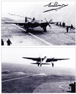 Disparition du pilote d'essais Eric ''Winkle'' Brown (1919-2016) Brown_10