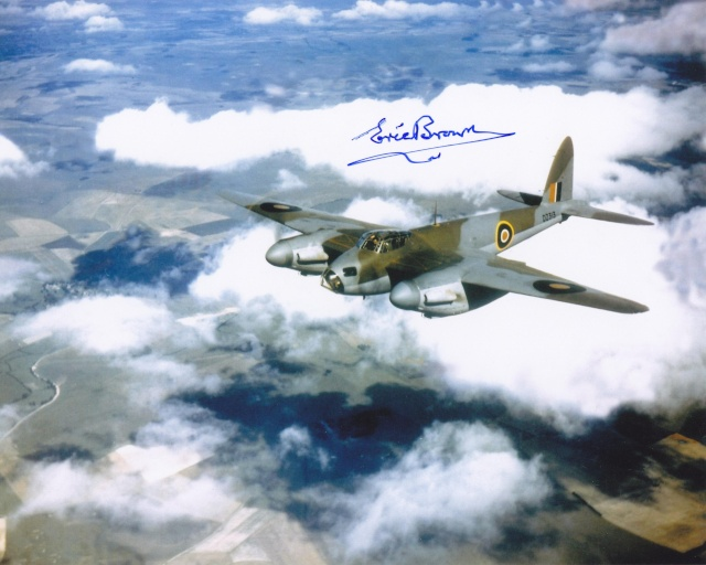 Disparition du pilote d'essais Eric ''Winkle'' Brown (1919-2016) Brown_11