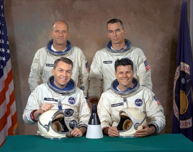 Gemini 9 - La mission - Rares Documents, Photos, et autres ... Gemini11