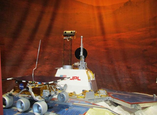 [Expo] Explorez Mars / Palais de la Découverte - jusqu'au 28 août 2016 Img_6810