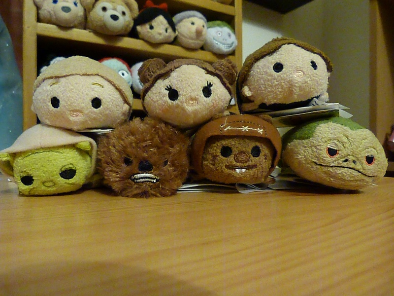 Peluches Tsum-Tsum - Page 2 P1460111