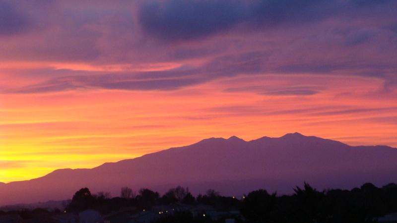 Nature : arc en ciel & lever/coucher de soleil Canigo10
