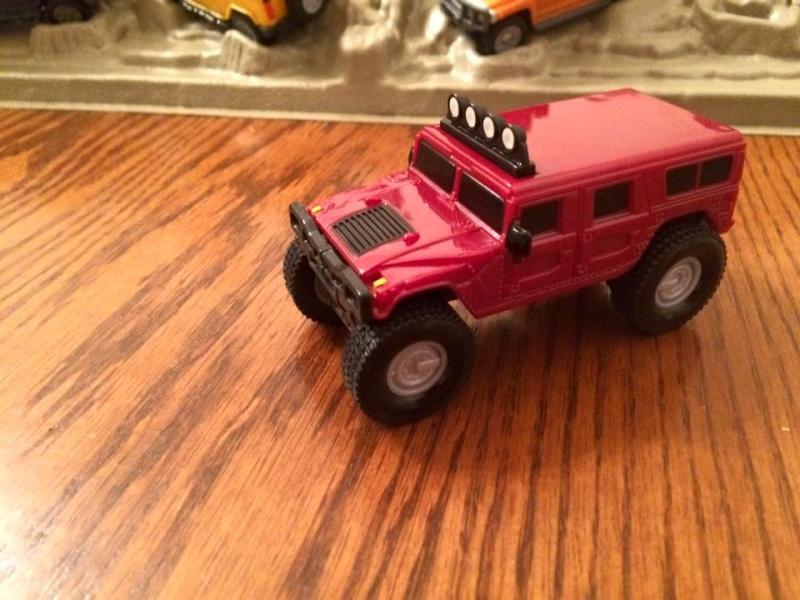 Maquette Hummer ; C'est magnifique ! ... à voir ! 10441210