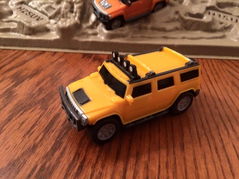 Maquette Hummer ; C'est magnifique ! ... à voir ! 12798810