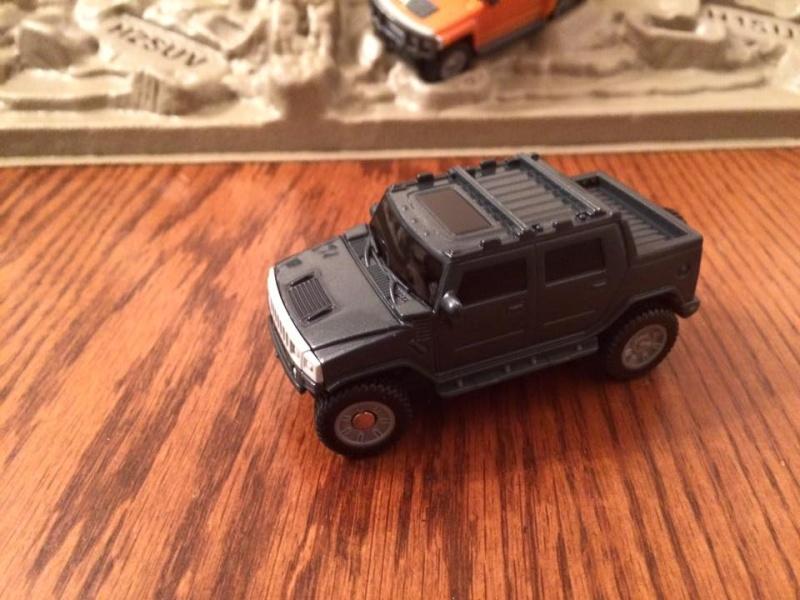 Maquette Hummer ; C'est magnifique ! ... à voir ! 12801411