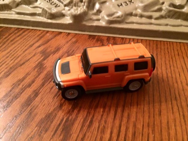 Maquette Hummer ; C'est magnifique ! ... à voir ! 12806110