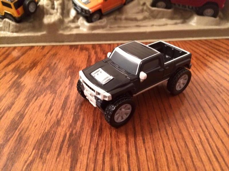 Maquette Hummer ; C'est magnifique ! ... à voir ! 12814110