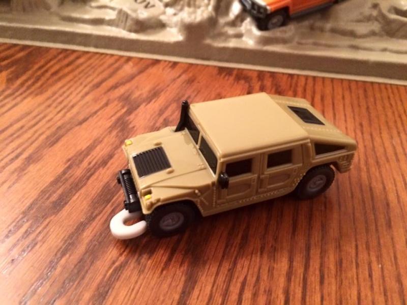 Maquette Hummer ; C'est magnifique ! ... à voir ! 12814210