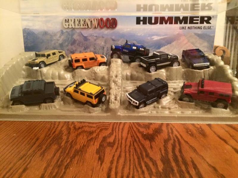 Maquette Hummer ; C'est magnifique ! ... à voir ! 853_1010