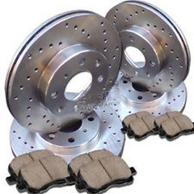 Devinette: Combien pèsent les 4 disques AV/AR et plaquettes du Hummer H2 ? S-l22510