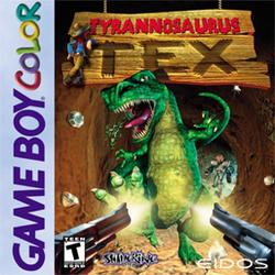 [GBC] Tyrannosaurus Tex Boxart10