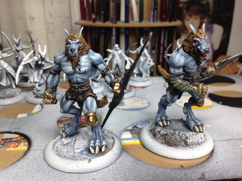 Armées Wrath of Kings 110