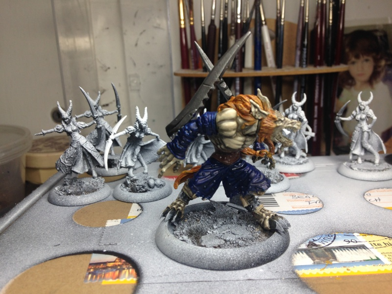 Armées Wrath of Kings 710