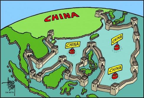 Nhận dạng một số chiến lược, chiến thuật của Trung Quốc hòng độc chiếm biển Đông - Page 3 1-488x10