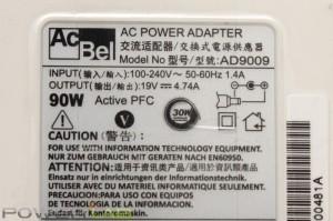 Đánh giá AcBel Ultra Small Adaptor 90W Acbel-16