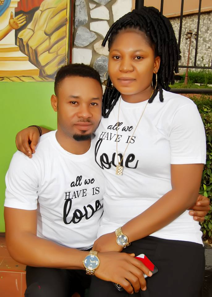 Goodness Ndidiamaka Opara Share Her Pre-Wedding Pictures And Wedding Card 54403610